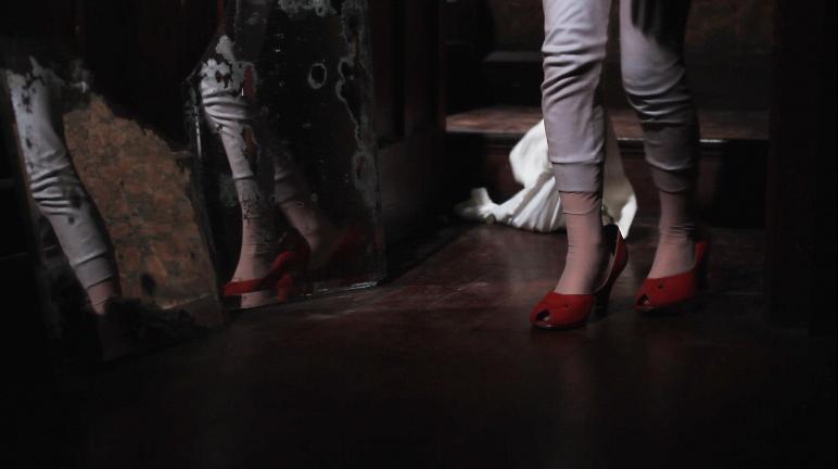 'Harriet' Short Film. Directors: Hannah Sutherland & Melissa Spratt
