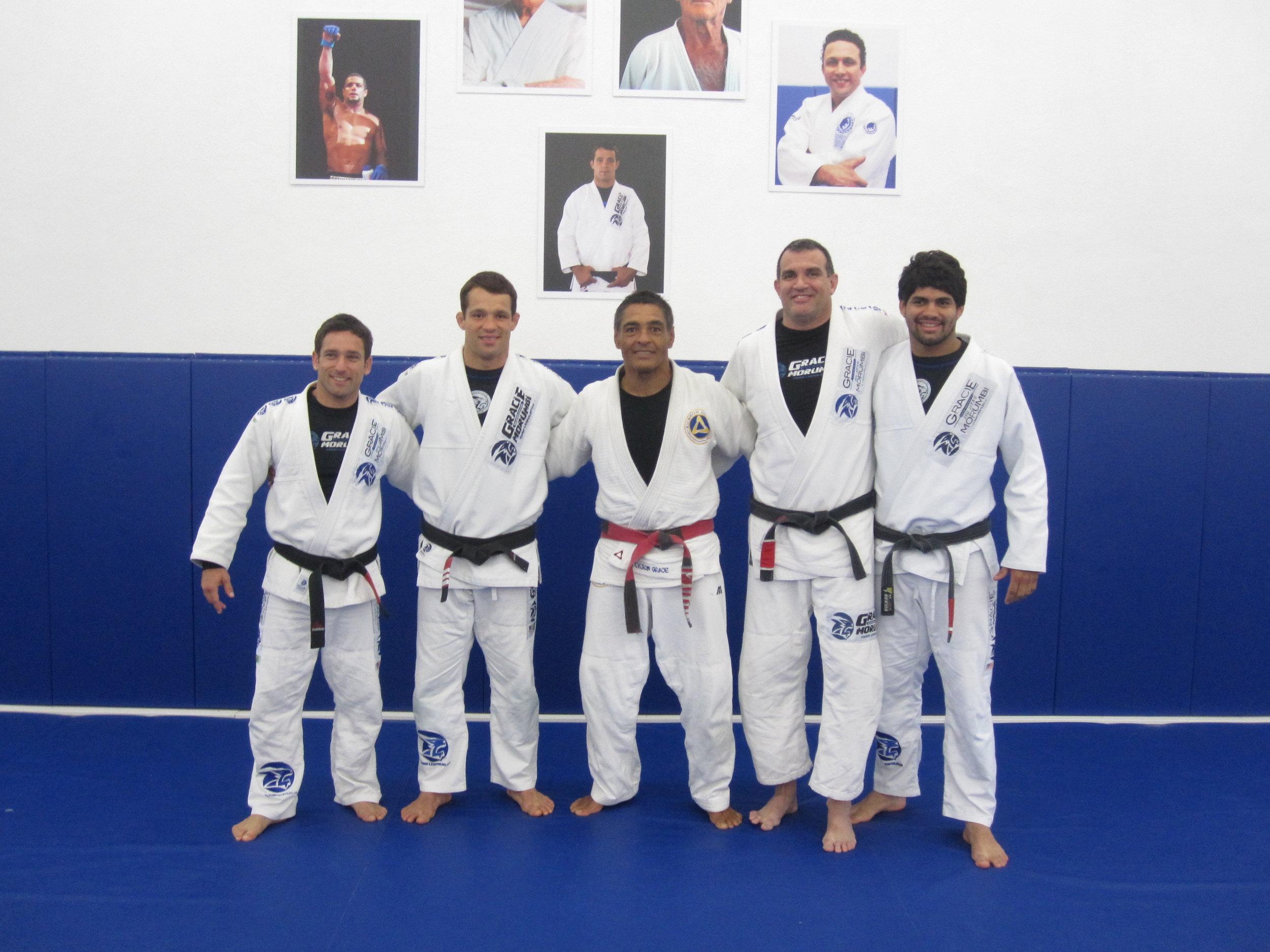 Rickson Gracie Seminar a HUGE success! — Morumbi Jiu Jitsu
