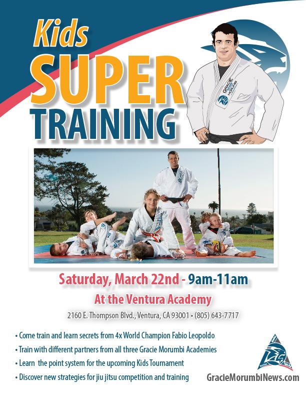 Kids Super Training-Ventura