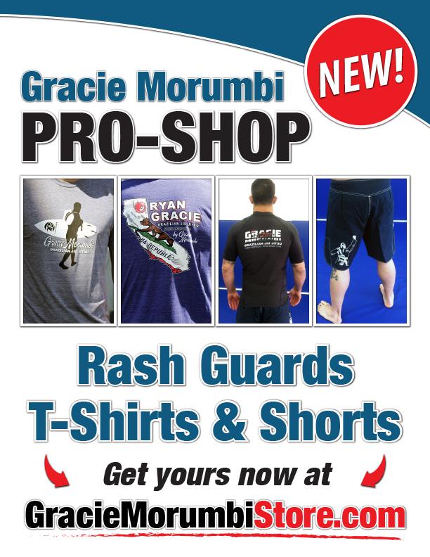 gracie-jiu-jitsu-t-shirts-grapping-shorts