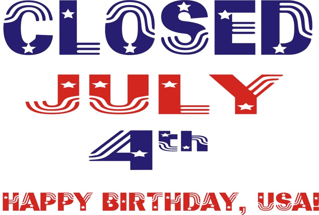 Closed-4th-of-july-happy-independence-day