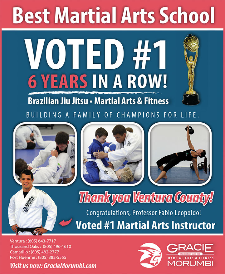 VC Best of #1 Martial Arts School and #1Instructor