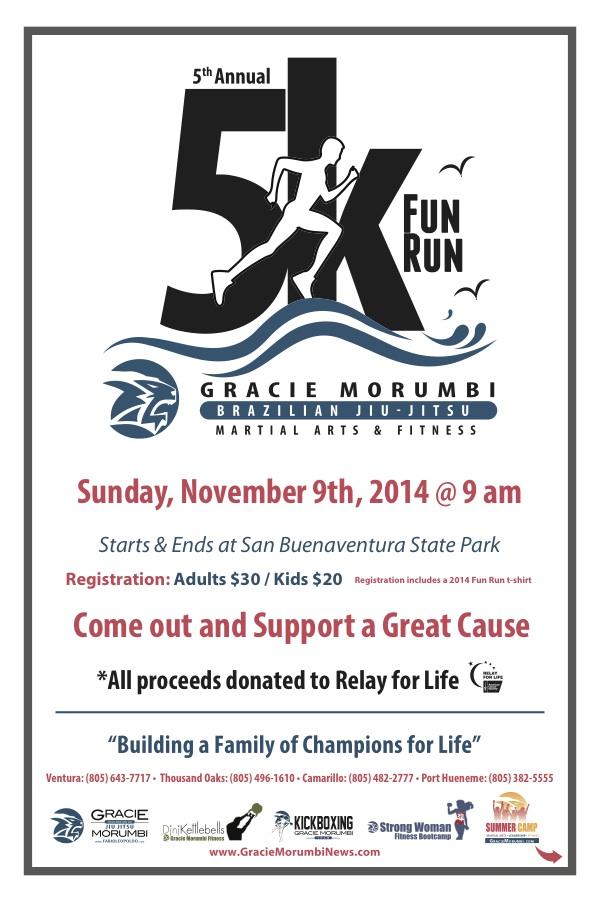 5K Fun Run Ventura