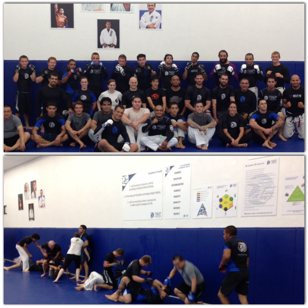 MMA in Ventura