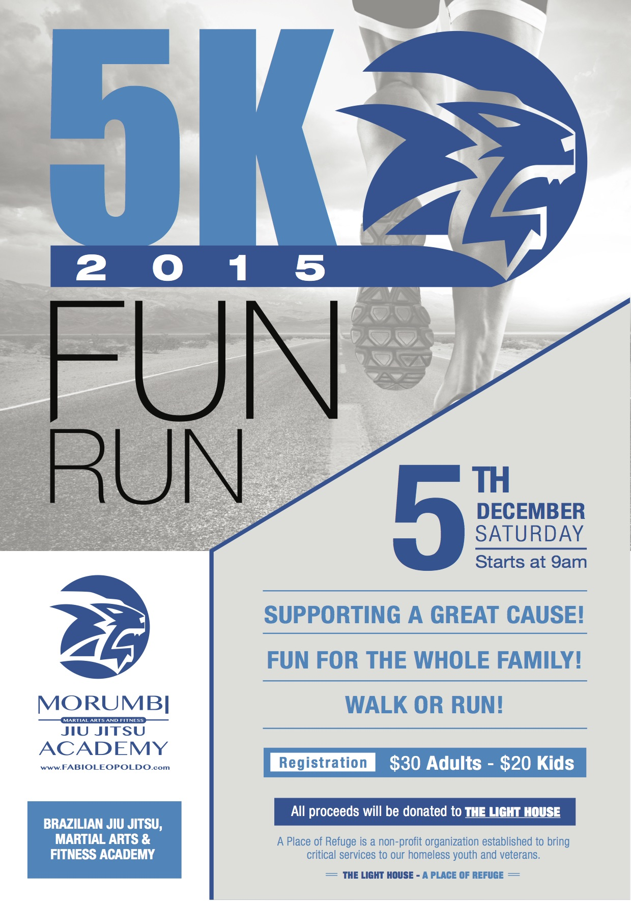 Morumbi Academy Fun Run 2015