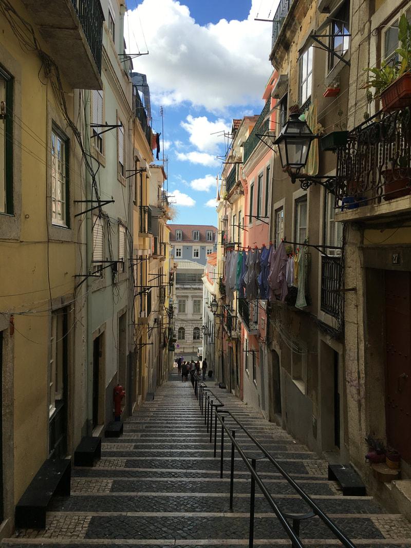 Lisbon Travel Guide | Nourish SF