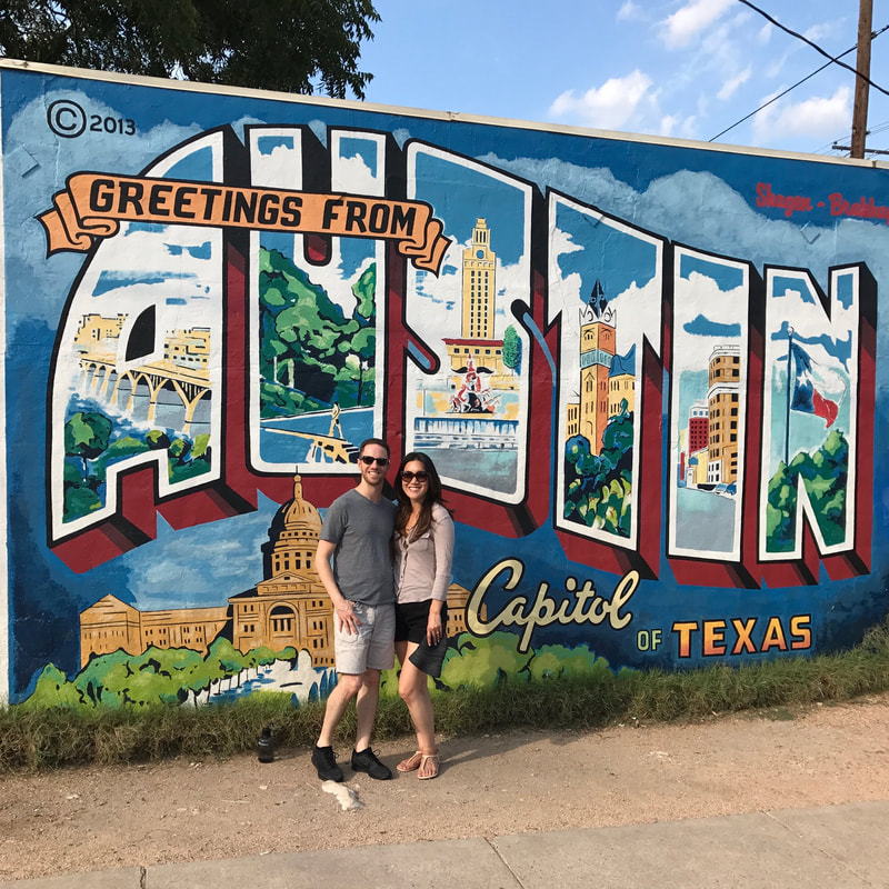 Austin Travel Guide | Nourish SF