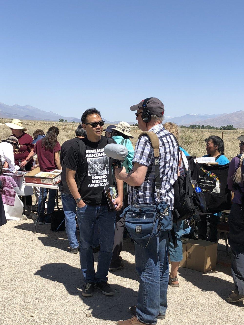 Manzanar Pilgrimage 2018