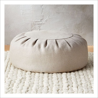 Nourish Co. Products | Zafu Meditation Pillow