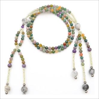 Nourish Co. Products | Jasper Juzu Prayer Beads