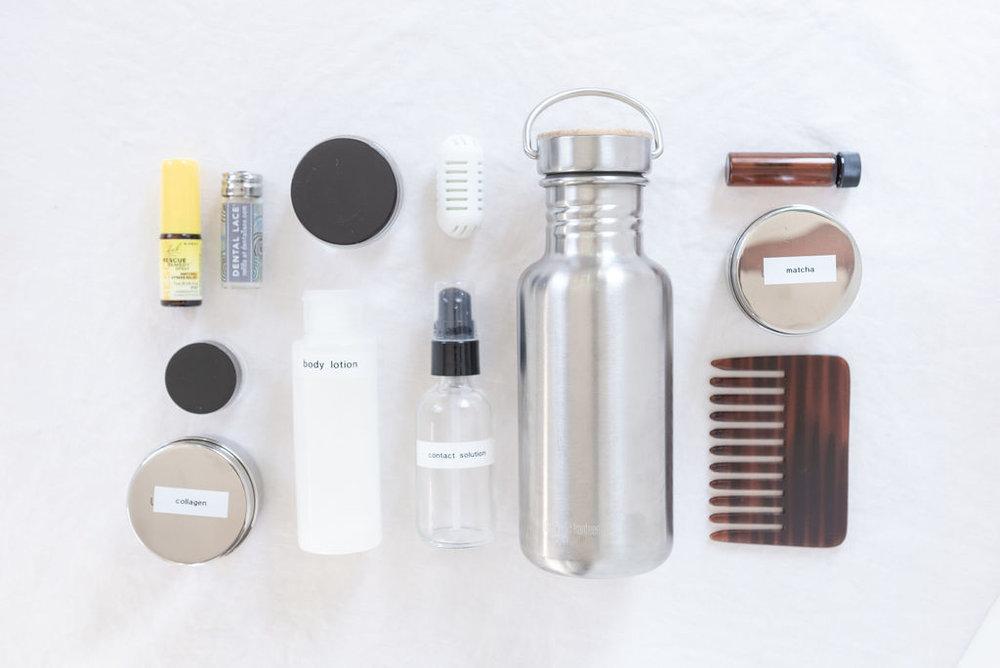 Nourish Co. Journal | Low Waste Travel