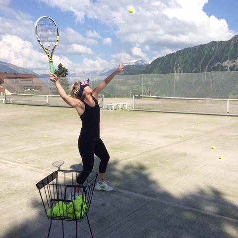 Adults Peak Tennis International