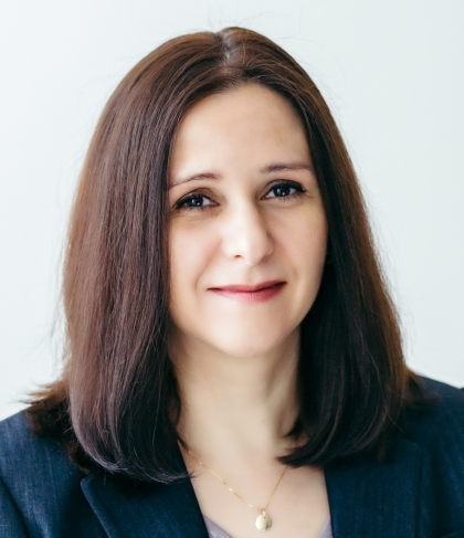 Besa Bauta, Ph.D., MPH, MSW  Chief Data Officer