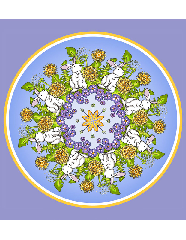 Digital Mandalas -
