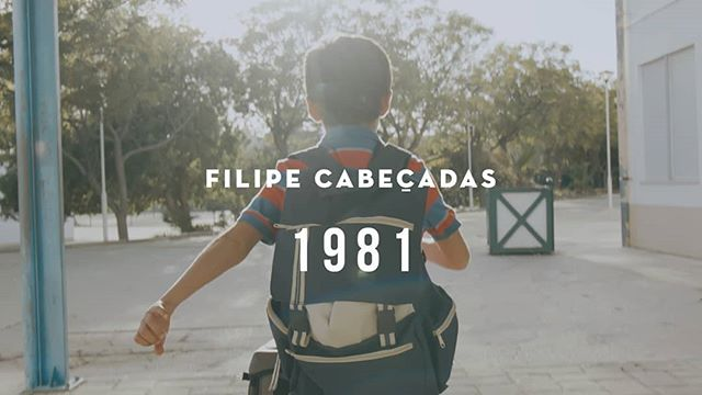 Frames of our new music video Filipe Cabeçadas - 1981🎥 . . @filipe_cabecadas