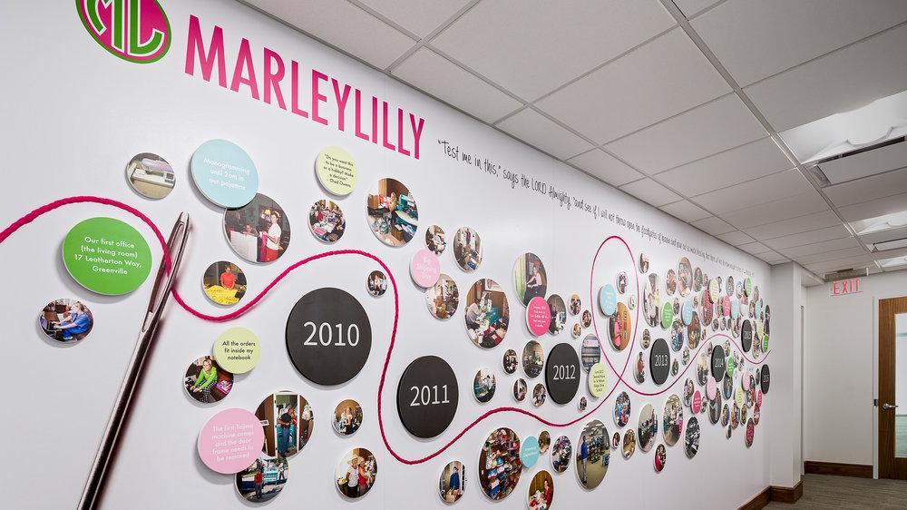 Marleylilly - MANUFACTURING