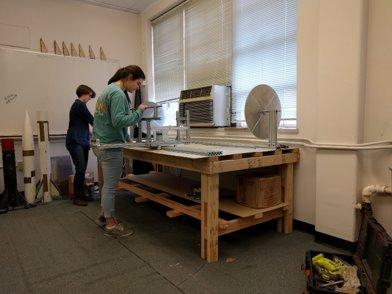 Filament Winder Assembly