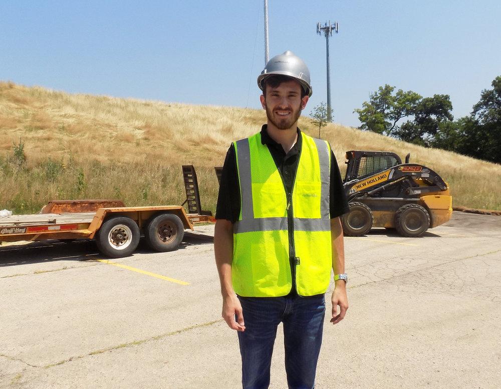 Scott Nomellini, Project Superintendent