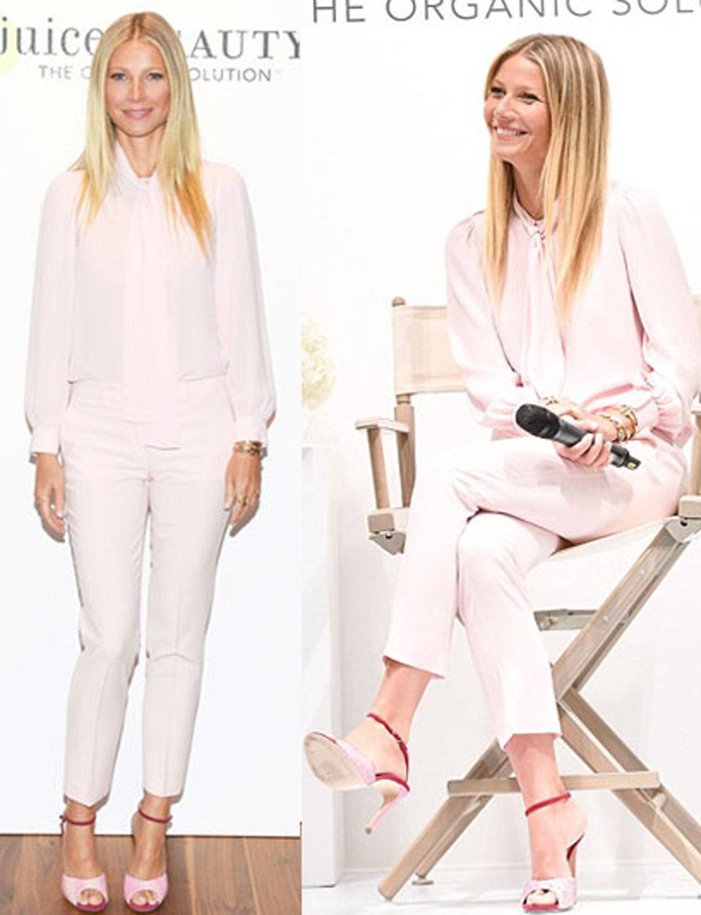 Gwyneth Paltrow wears Holly