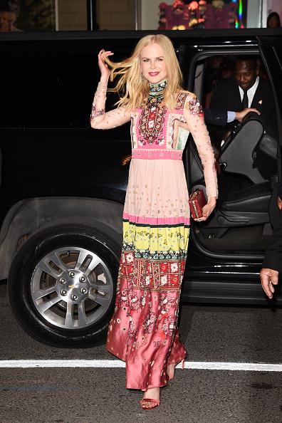 Nicole Kidman wears Narcissus
