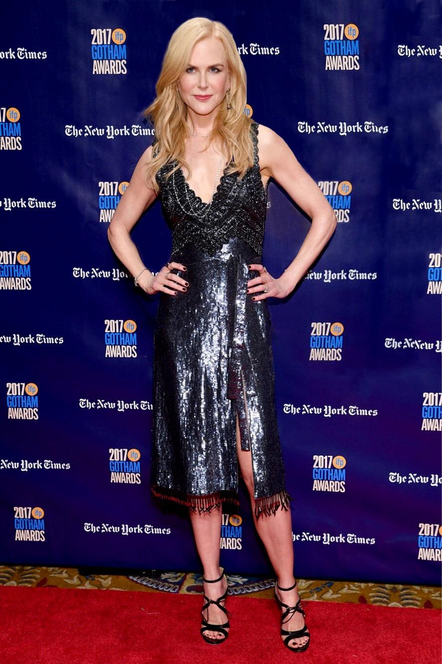 Nicole Kidman wears Bryonia