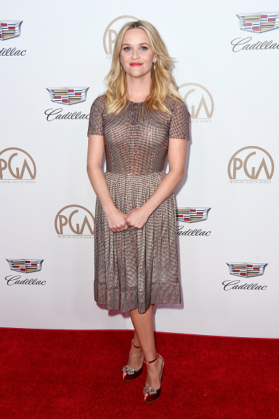 Reese Witherspoon wears Helix