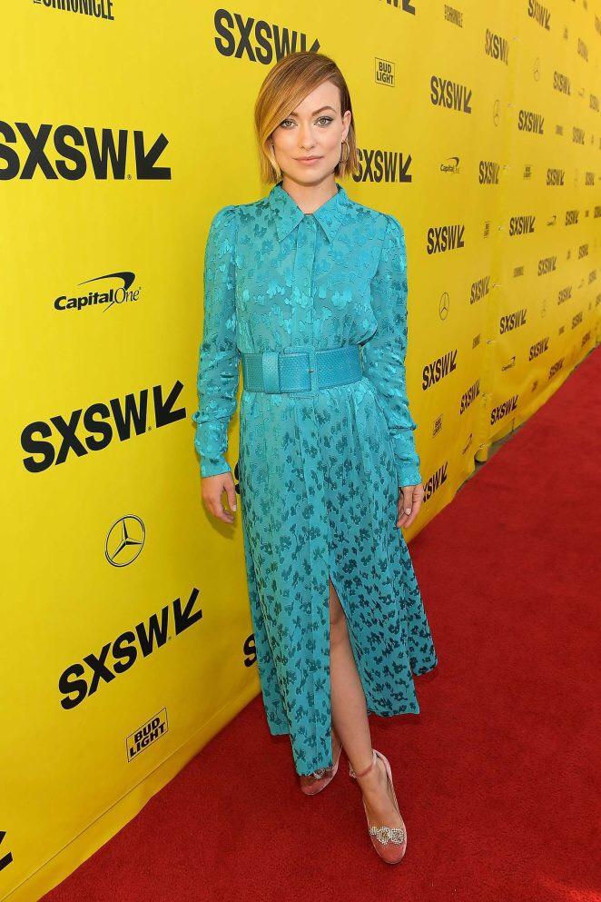 Olivia Wilde wears Helix