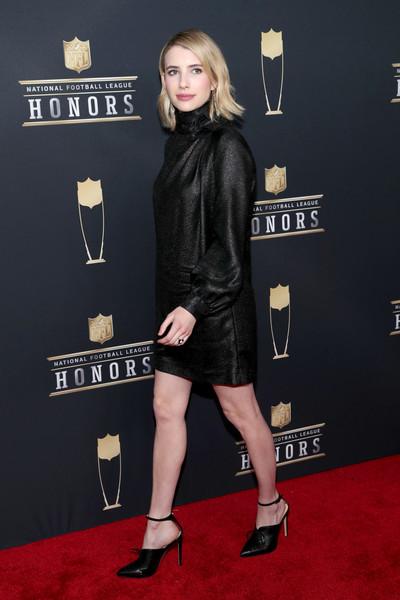 Emma Roberts wears Salix