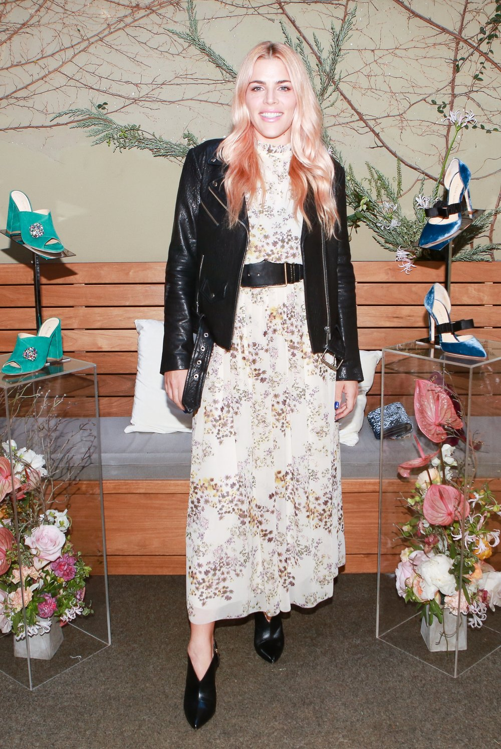 Busy Philipps wears Locust