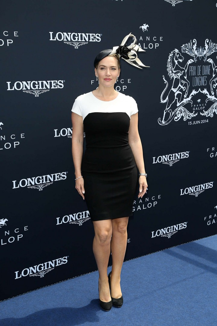 Kate Winslet wears Datura