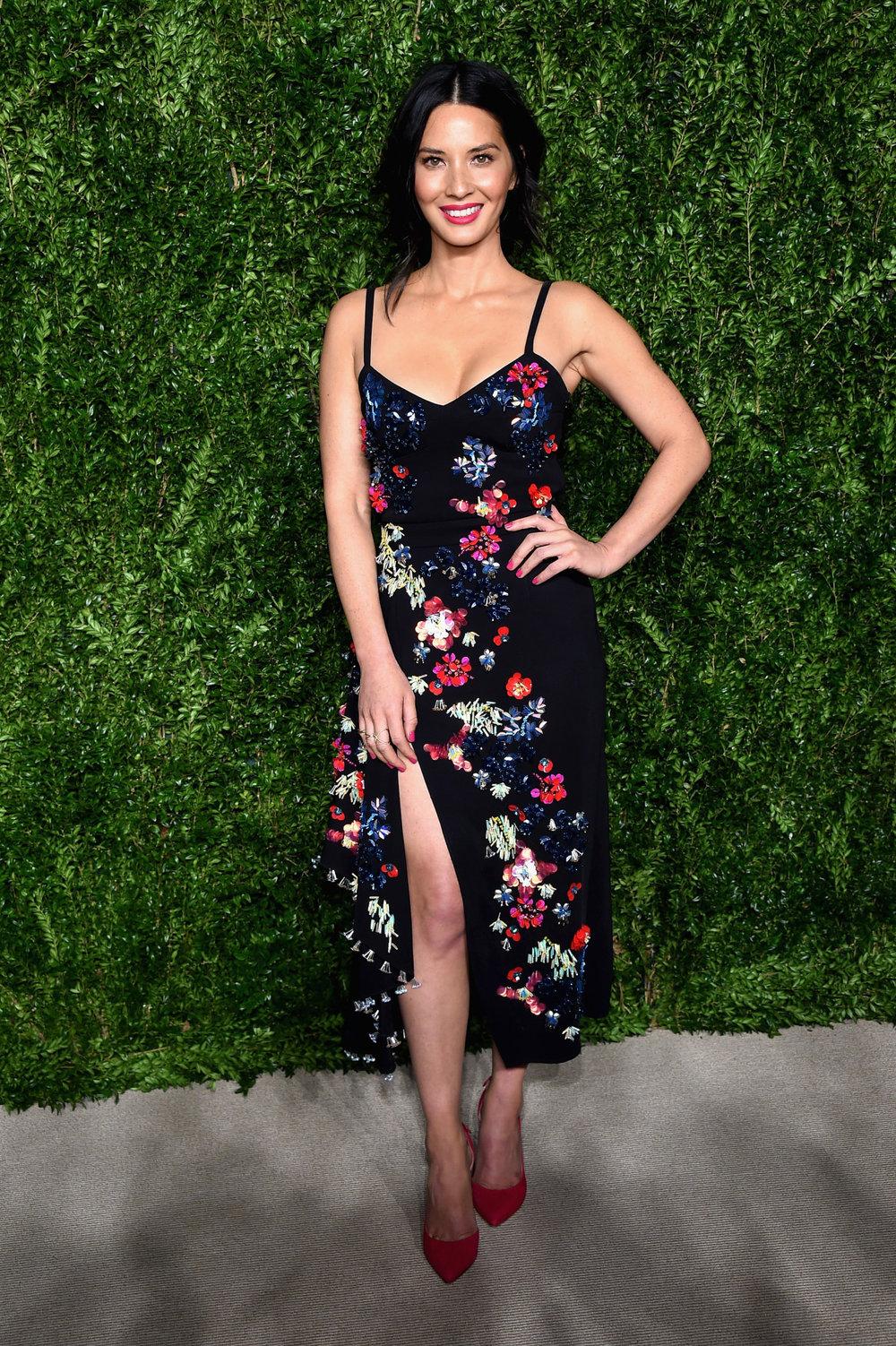 Olivia Munn wears Enchysia