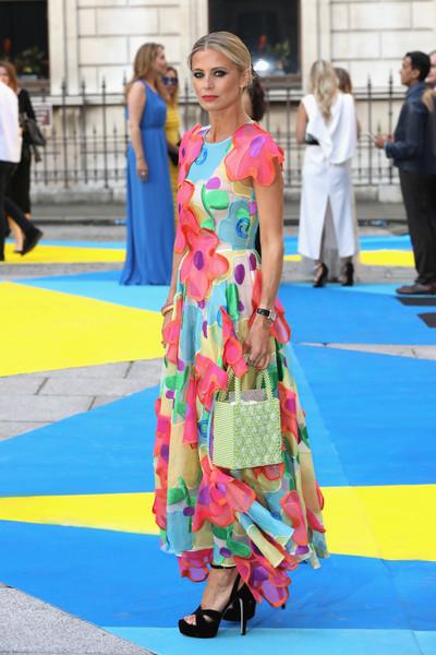 Laura Bailey wears 'Opia'