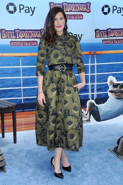 Kathryn Hahn wears 'Enchysia'