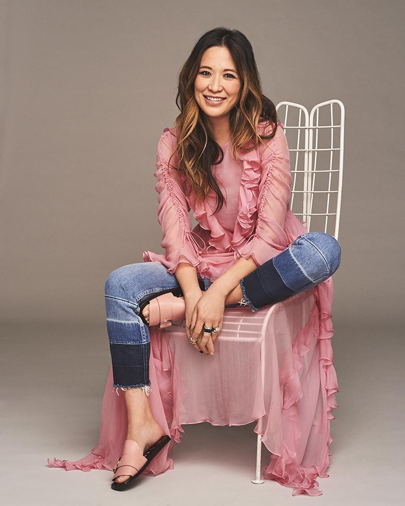 Caroline Maguire, Fashion Director at Shopbop.