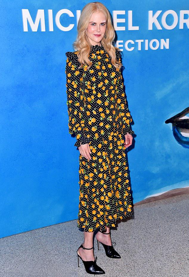 Nicole Kidman wears 'Salix'