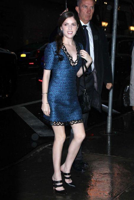Anna Kendrick wears 'Rosie'