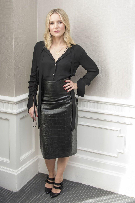 Kristen Bell wears Rosie