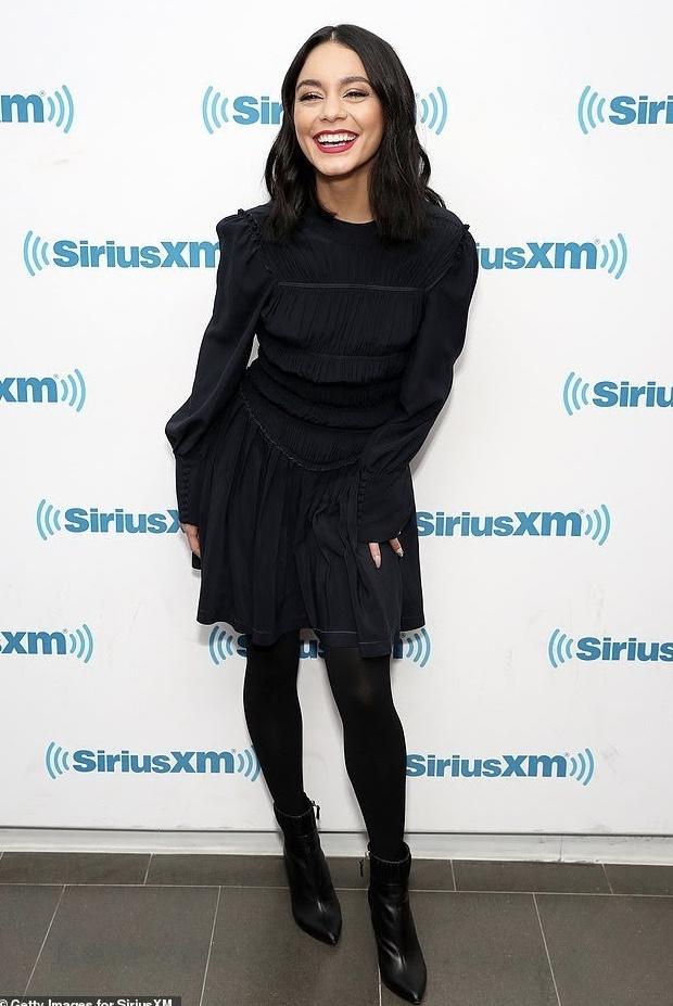 Vanessa Hudgens wears Maud