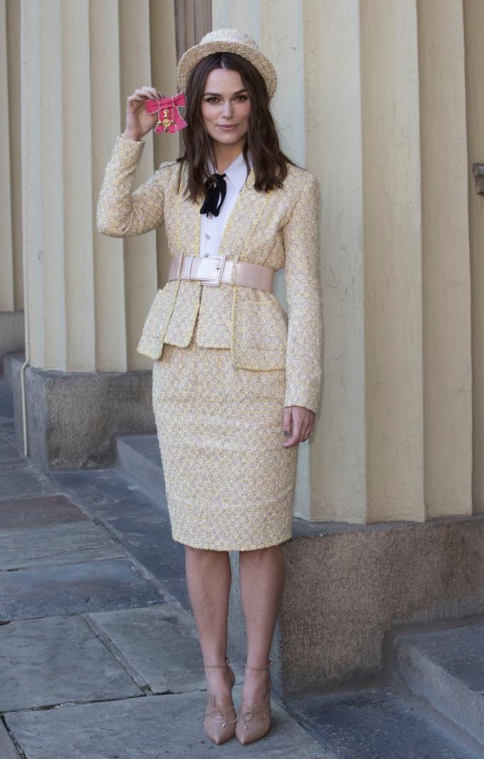 Keira Knightley wears Salix