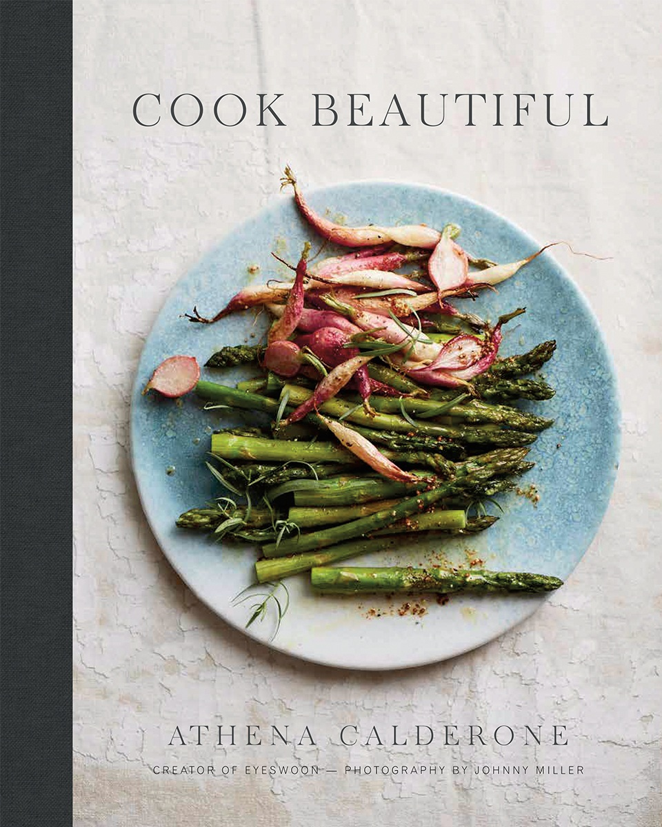 Tastemaker Athena Calderone turns entertaining into an art form in her book Cook Beautiful. It contains 100 seasonal recipes that are as mouthwatering to look at as they are to eat.   Cook Beautiful, $31.50,    Amazon.com