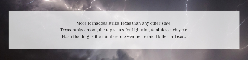 Texas Severe Weather Statistics | Ige Johnson Blog