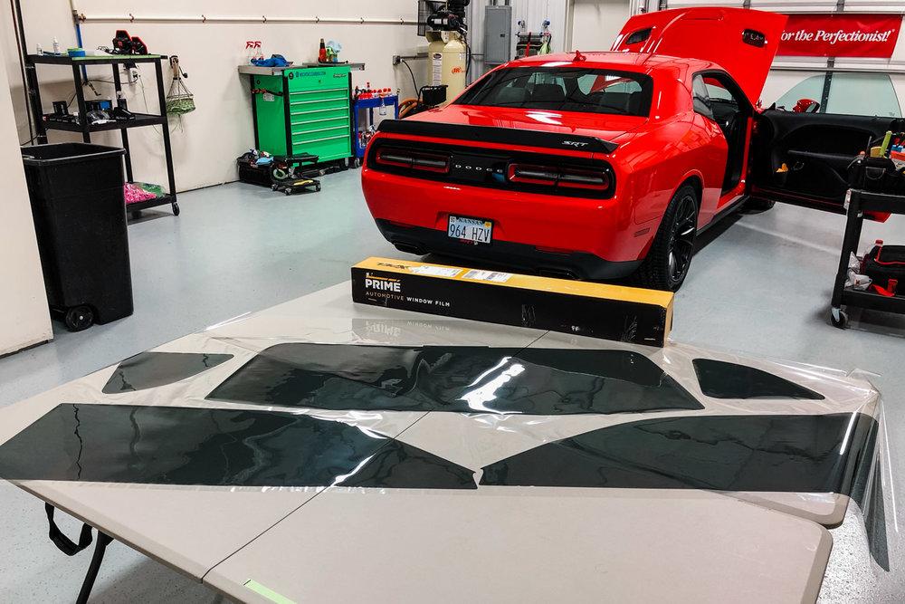 Dodge Challenger Hellcat-Window Tint-Window Film-XPEL Clear Bra-XPEL Paint Protection Film-Wichita Clear Bra-200.jpg