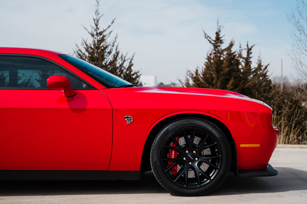 Dodge Challenger Hellcat-Window Tint-Window Film-XPEL Clear Bra-XPEL Paint Protection Film-Wichita Clear Bra-205.jpg