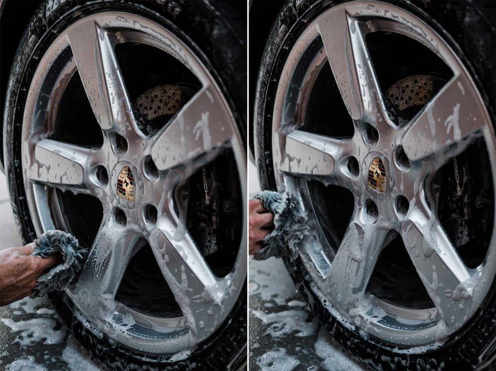 Porsche Cayman  - Ceramic Pro - Ceramic Coating - Paint Correction - Griot's Garage - Wichita Clear Bra-102.jpg
