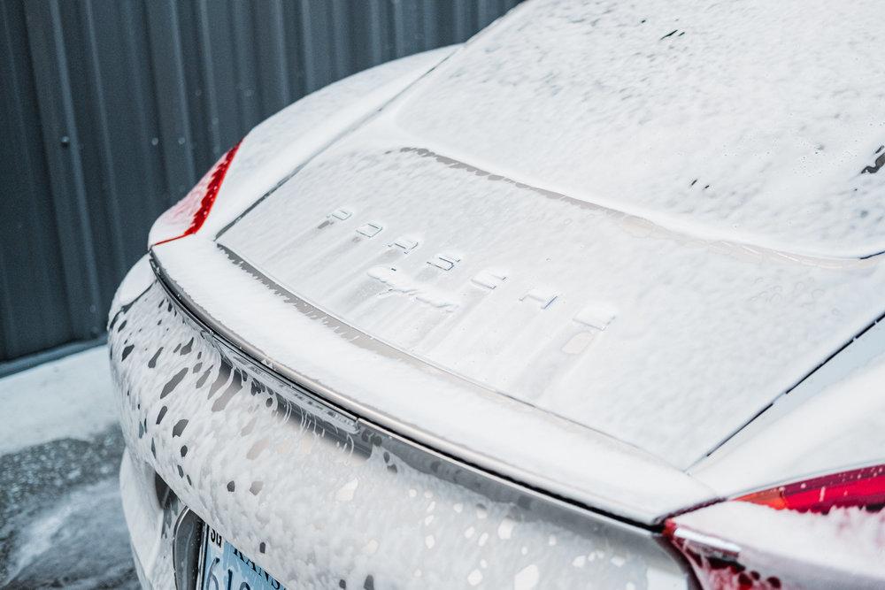 Porsche Cayman  - Ceramic Pro - Ceramic Coating - Paint Correction - Griot's Garage - Wichita Clear Bra-109.jpg