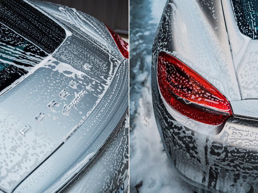 Porsche Cayman  - Ceramic Pro - Ceramic Coating - Paint Correction - Griot's Garage - Wichita Clear Bra-112.jpg
