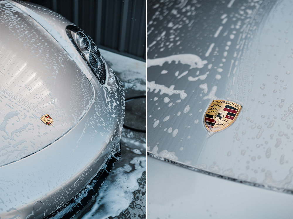 Porsche Cayman  - Ceramic Pro - Ceramic Coating - Paint Correction - Griot's Garage - Wichita Clear Bra-114.jpg
