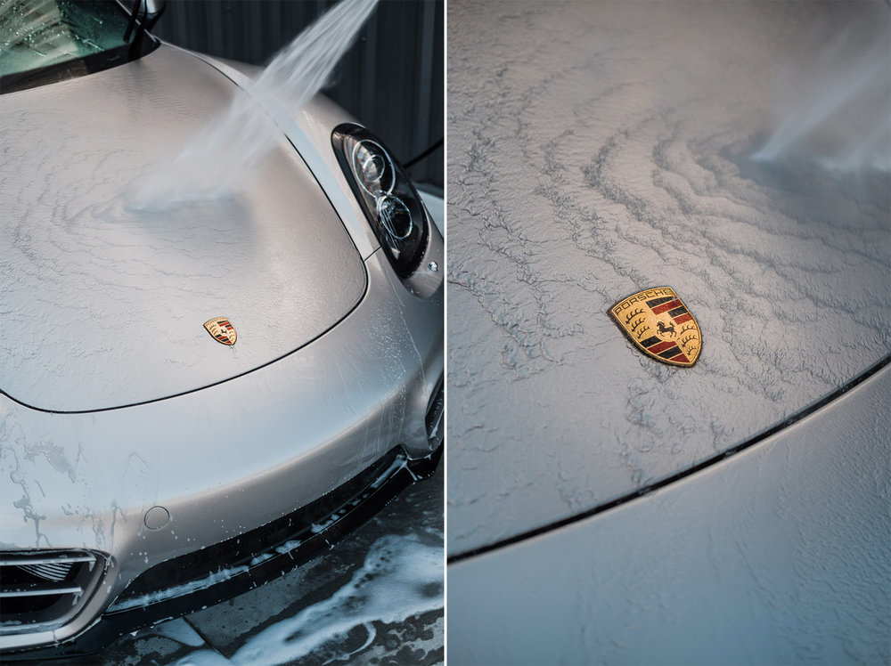Porsche Cayman  - Ceramic Pro - Ceramic Coating - Paint Correction - Griot's Garage - Wichita Clear Bra-117.jpg