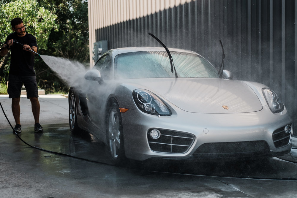Porsche Cayman  - Ceramic Pro - Ceramic Coating - Paint Correction - Griot's Garage - Wichita Clear Bra-119.jpg