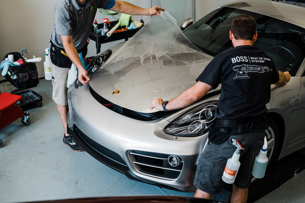 Porsche Cayman  - Ceramic Pro - Ceramic Coating - Paint Correction - Griot's Garage - Wichita Clear Bra-120.jpg